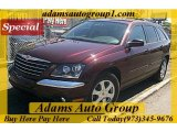 2004 Deep Molten Red Pearl Chrysler Pacifica AWD #32151153