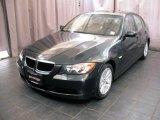 2007 Deep Green Metallic BMW 3 Series 328xi Sedan #32150894