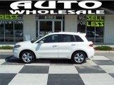 2008 White Diamond Pearl Acura RDX  #32151193