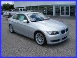 2007 Titanium Silver Metallic BMW 3 Series 328i Coupe #32178101