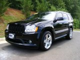 2006 Black Jeep Grand Cherokee SRT8 #32178434