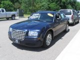 2005 Midnight Blue Pearlcoat Chrysler 300  #32178450
