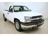 2005 Summit White Chevrolet Silverado 1500 LS Regular Cab #32178467