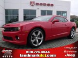 2010 Victory Red Chevrolet Camaro SS/RS Coupe #32177884