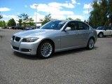 2010 Titanium Silver Metallic BMW 3 Series 335i xDrive Sedan #32177911