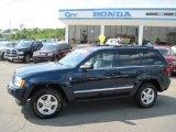 2006 Midnight Blue Pearl Jeep Grand Cherokee Limited 4x4 #32178244