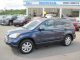 2009 Royal Blue Pearl Honda CR-V EX-L #32178245