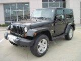 2010 Black Jeep Wrangler Sahara 4x4 #32178277