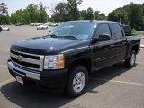 2010 Black Chevrolet Silverado 1500 LT Crew Cab #32178527