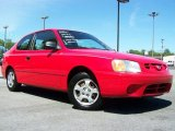 2000 Hyundai Accent GS Coupe
