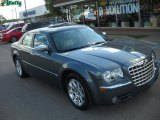 2005 Midnight Blue Pearlcoat Chrysler 300 C HEMI #32177970