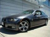 2007 Sparkling Graphite Metallic BMW 3 Series 328xi Coupe #32177695
