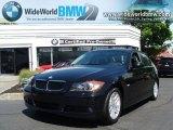 2007 Black Sapphire Metallic BMW 3 Series 328xi Sedan #32177697