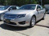 2010 Brilliant Silver Metallic Ford Fusion SE #32178554