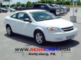 2007 Summit White Chevrolet Cobalt LS Coupe #32178324