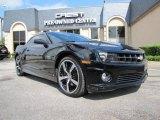 2010 Black Chevrolet Camaro SS Coupe #32178339