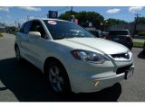 2008 White Diamond Pearl Acura RDX  #32177714