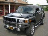 2009 Black Hummer H3 Alpha #32178631
