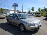 2008 Vapor Silver Metallic Lincoln MKZ Sedan #32268661