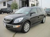 2010 Carbon Black Metallic Buick Enclave CXL #32268972