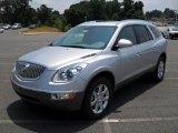 2010 Quicksilver Metallic Buick Enclave CXL #32269203