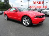 2011 Race Red Ford Mustang GT Premium Coupe #32268680