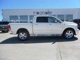 2010 Stone White Dodge Ram 1500 Big Horn Crew Cab 4x4 #32268684