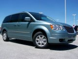 2010 Clearwater Blue Pearl Chrysler Town & Country Touring #32268438
