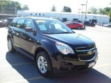 2010 Black Chevrolet Equinox LS AWD #32269030