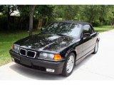 1998 Black II BMW 3 Series 328i Convertible #32268744