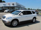2008 White Opal Buick Enclave CXL AWD #32269076
