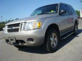 2003 Silver Birch Metallic Ford Explorer Sport XLT 4x4 #32268545