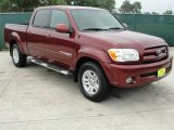 2005 Salsa Red Pearl Toyota Tundra Limited Double Cab #32268781