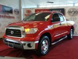 2008 Radiant Red Toyota Tundra SR5 Double Cab 4x4 #32269369