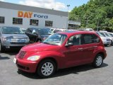 2007 Inferno Red Crystal Pearl Chrysler PT Cruiser Touring #32268591