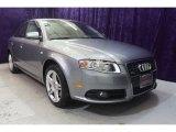 2008 Quartz Grey Metallic Audi A4 2.0T Special Edition quattro Sedan #32268805