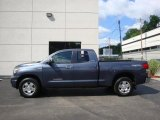 2008 Slate Gray Metallic Toyota Tundra Limited Double Cab 4x4 #32269405