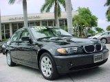 2004 Black Sapphire Metallic BMW 3 Series 325xi Sedan #32340581