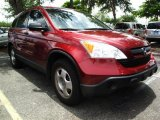 2008 Tango Red Pearl Honda CR-V LX #32340661