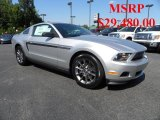 2011 Ingot Silver Metallic Ford Mustang V6 Mustang Club of America Edition Coupe #32340819