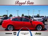 2009 Liquid Red Pontiac G8 Sedan #32340686
