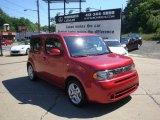 2009 Scarlet Red Nissan Cube 1.8 SL #32340851