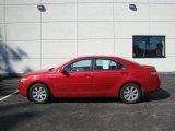 2008 Barcelona Red Metallic Toyota Camry XLE #32341260