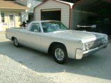 1963 Lincoln Continental Custom Funeral Flower Car Data, Info and Specs