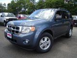 2010 Steel Blue Metallic Ford Escape XLT V6 #32380309