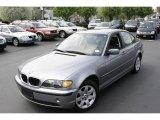 2004 Silver Grey Metallic BMW 3 Series 325xi Sedan #3215529