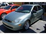 2004 Light Tundra Metallic Ford Focus SE Sedan #32391926