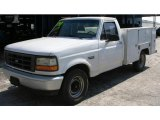 1994 Ford F250 XL Regular Cab Chassis Utility Data, Info and Specs