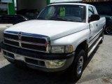 1998 Bright White Dodge Ram 1500 Laramie SLT Extended Cab 4x4 #32391734