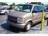 2000 Light Autumnwood Metallic Chevrolet Astro LT Passenger Van #32391946